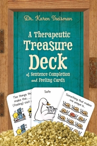 A Therapeutic Treasure Deck of Sentence Completion and Feeling Cards – Karen Treisman