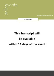 Transcript - Waiting to arrive